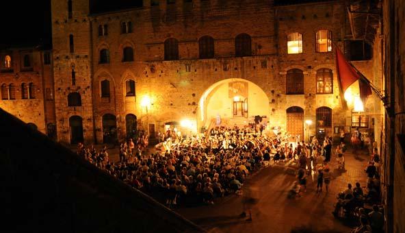 Florencja - Życie nocne - Kultura